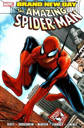 SPIDER-MAN BRAND NEW DAY VOLUME 1 GRAPHIC NOVEL