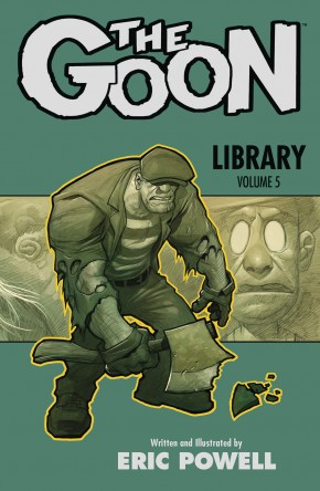 GOON VOLUME 5 LIBRARY EDITION HARDCOVER