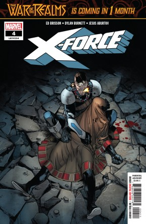 X-FORCE #4 (2018 SERIES)