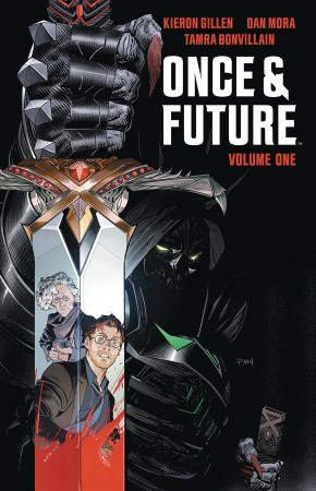 ONCE AND FUTURE VOLUME 1 GRAPHIC NOVEL