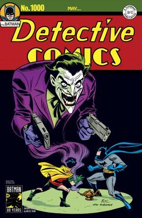 DETECTIVE COMICS #1000 (2016 SERIES) 1940S VARIANT