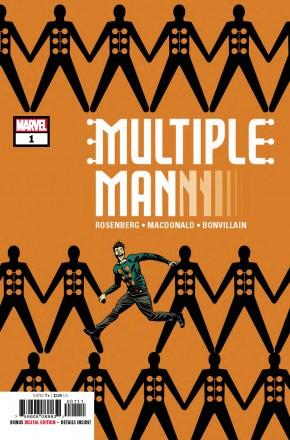 MULTIPLE MAN #1