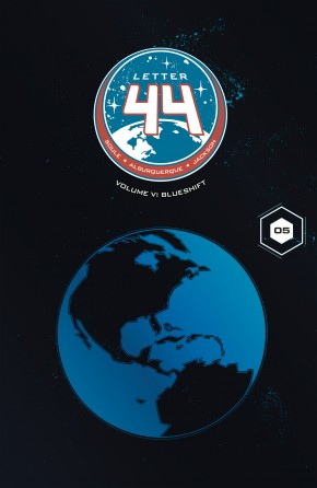 LETTER 44 VOLUME 5 BLUESHIFT GRAPHIC NOVEL