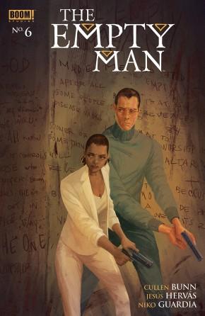 EMPTY MAN #6 (2018 SERIES)