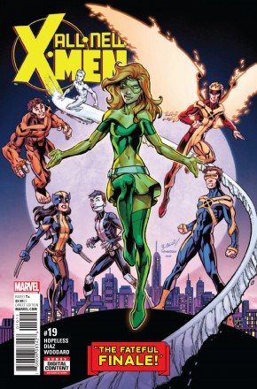 ALL NEW X-MEN #19 (2015 SERIES)