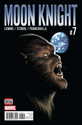 MOON KNIGHT VOLUME 8 #7