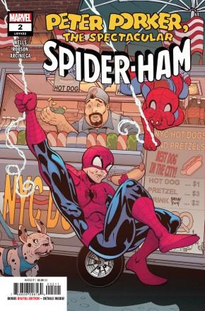 SPIDER-HAM #2 (2019 SERIES)