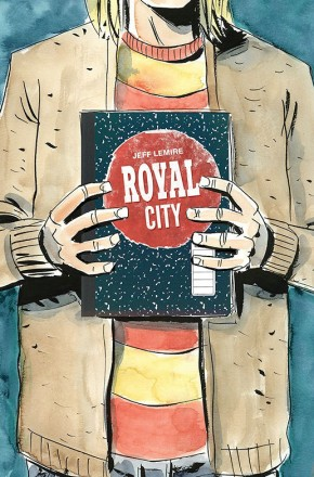 ROYAL CITY VOLUME 3 WE ALL FLOAT ON GRAPHIC NOVEL