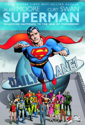 SUPERMAN WHATEVER HAPPENED TO THE MAN OF TOMORROW GRAPHIC NOVEL