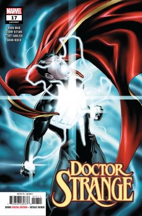 DOCTOR STRANGE #17 (2018 SERIES)