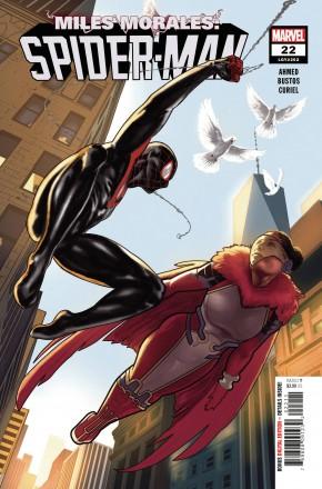 MILES MORALES SPIDER-MAN #22 (2018 SERIES)