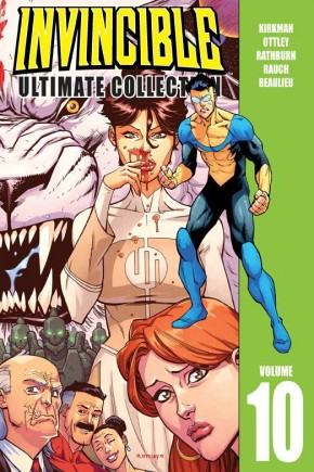 INVINCIBLE VOLUME 10 ULTIMATE COLLECTION HARDCOVER