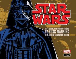 STAR WARS CLASSIC NEWSPAPER COMICS VOLUME 1 HARDCOVER