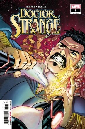 DOCTOR STRANGE #5 (2018 SERIES)
