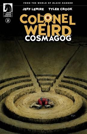 COLONEL WEIRD COSMAGOG #2
