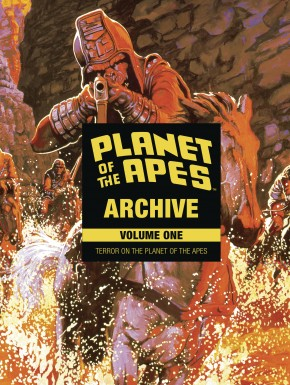 PLANET OF THE APES ARCHIVE VOLUME 1 HARDCOVER