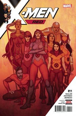 X-MEN RED #11