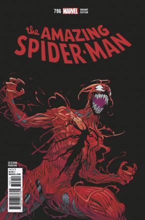 AMAZING SPIDER-MAN #796 (2015 SERIES) 2ND PRINTING