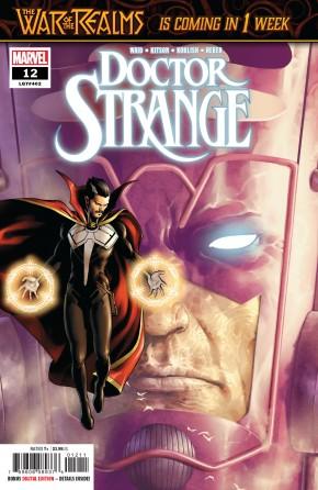 DOCTOR STRANGE #12 (2018 SERIES)