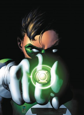 GREEN LANTERN BY GEOFF JOHNS BOOK 2 GRAPHIC NOVEL
