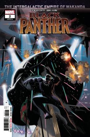 BLACK PANTHER #2 (2018 SERIES)