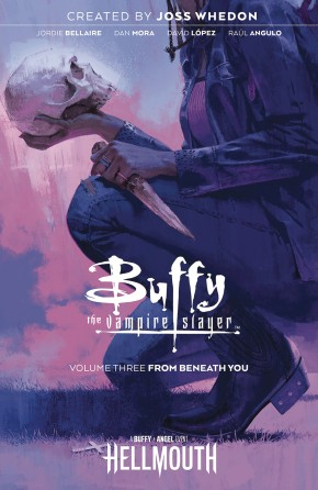 BUFFY THE VAMPIRE SLAYER VOLUME 3 GRAPHIC NOVEL