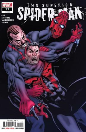 SUPERIOR SPIDER-MAN #11 (2018 SERIES)