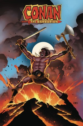 CONAN THE BARBARIAN OMNIBUS VOLUME 1 HARDCOVER