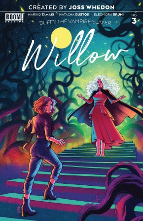 BUFFY THE VAMPIRE SLAYER WILLOW #3