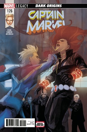 CAPTAIN MARVEL #126 (2017 SERIES)