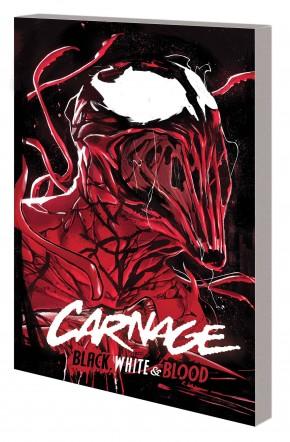 CARNAGE BLACK WHITE BLOOD TREASURY EDITION GRAPHIC NOVEL