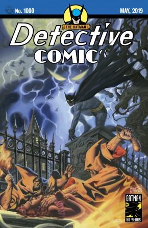 DETECTIVE COMICS #1000 (2016 SERIES) 1930S VARIANT