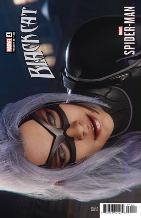 BLACK CAT #1 (2019 SERIES) GAME 1 IN 10 INCENTIVE VARIANT
