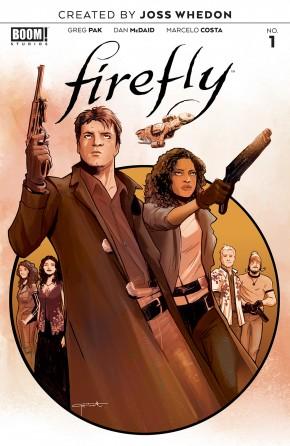 FIREFLY #1 (2018 SERIES)