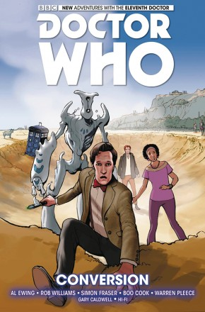 DOCTOR WHO 11TH VOLUME 3 CONVERSION GRAPHIC NOVEL