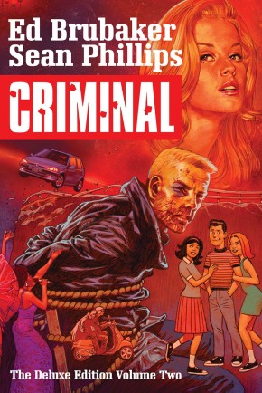 CRIMINAL DELUXE EDITION VOLUME 2 HARDCOVER