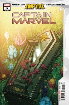 CAPTAIN MARVEL #21 (2019 SERIES)
