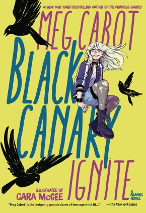 BLACK CANARY IGNITE DC ZOOM GRAPHIC NOVEL