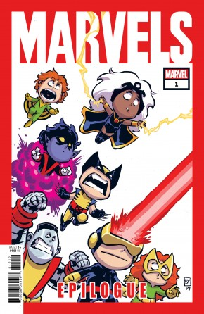 MARVELS EPILOGUE #1 YOUNG VARIANT