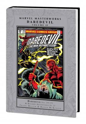MARVEL MASTERWORKS DAREDEVIL VOLUME 15 HARDCOVER