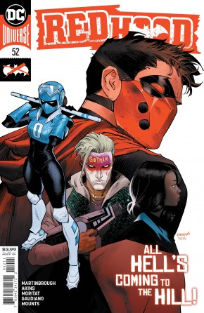 RED HOOD OUTLAW #52 (2016 SERIES)