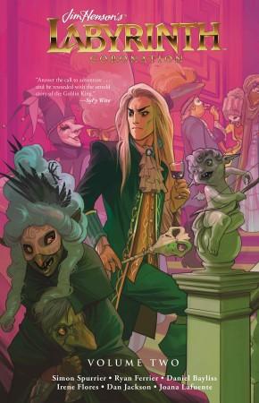 JIM HENSON LABYRINTH CORONATION VOLUME 2 HARDCOVER