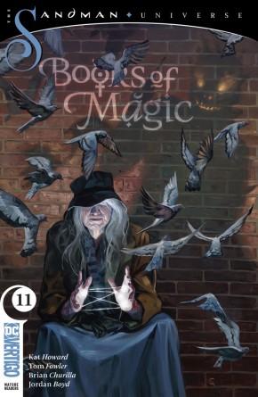 BOOKS OF MAGIC #11 (2018 SERIES)