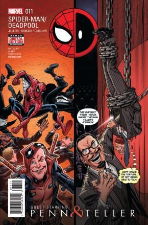 SPIDER-MAN DEADPOOL #11