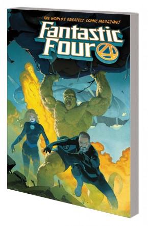 FANTASTIC FOUR VOLUME 1 FOUREVER GRAPHIC NOVEL