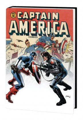 CAPTAIN AMERICA WINTER SOLDIER MARVEL SELECT HARDCOVER