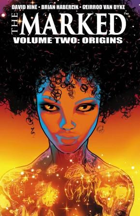 MARKED VOLUME 2 ORIGINS GRAPHIC NOVEL