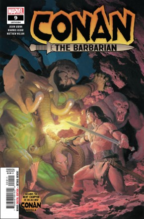 CONAN THE BARBARIAN #9 (2019 SERIES)