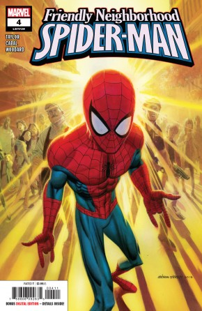 FRIENDLY NEIGHBORHOOD SPIDER-MAN #4 (2019 SERIES)