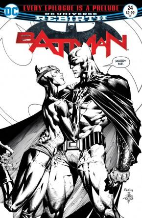 BATMAN #24 (2016 SERIES) 3RD PRINTING